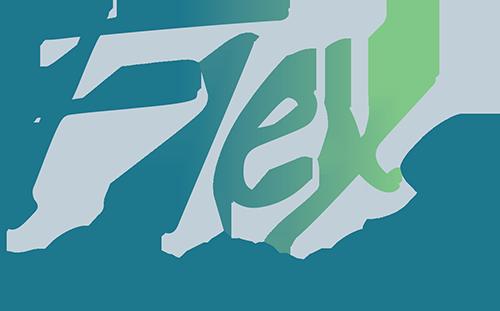 Flex2Communicate logo