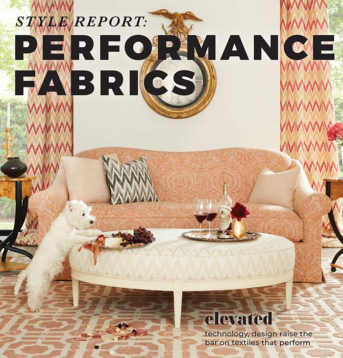 Performance Fabrics report cover